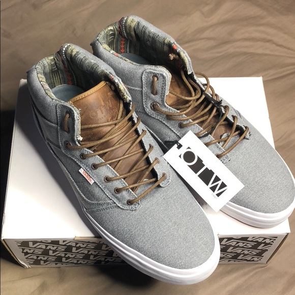 070e56947f NEW Vans OTW Collection - Bedford